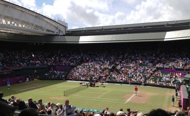 Olympic Tennis, Wimbledon